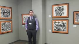 My permenant Exhibit at Inidna Tech university Fort Wayne